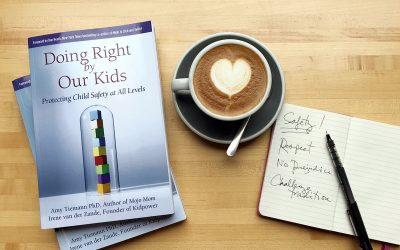 """""""Doing Right by Our Kids"""" book trailer shows our """"Protecting Child Safety at All Levels"""" approach"""